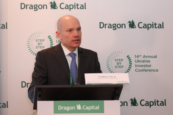 Dragon Capital acquired the Victoria Gardens shopping center in Lviv