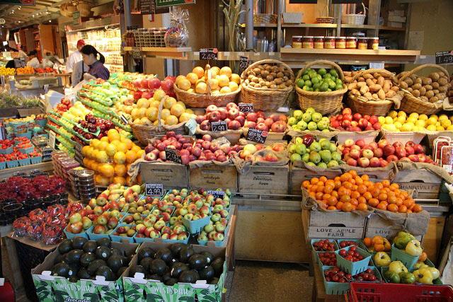 Stolichniy Food Market