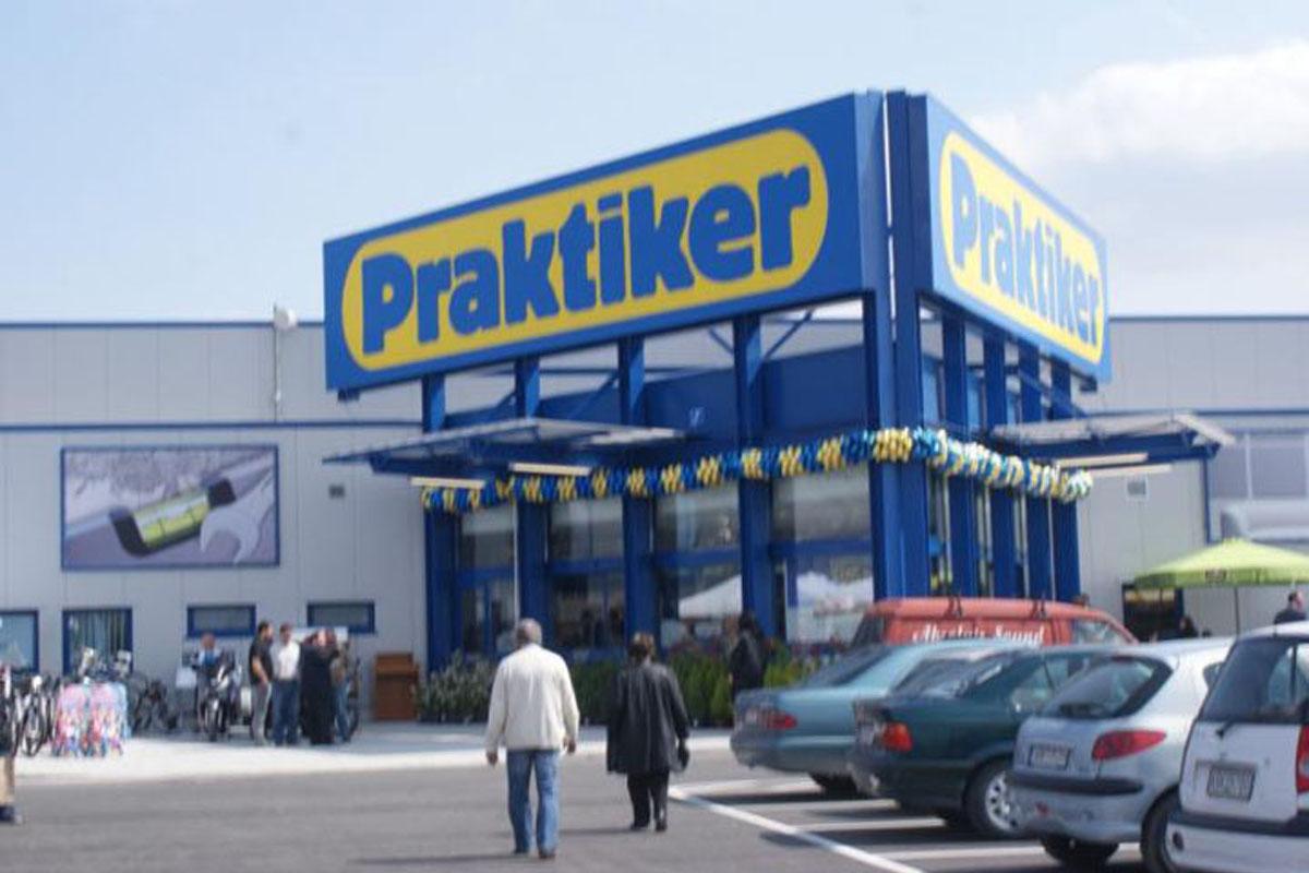 Praktiker продала гипермаркеты в Украине