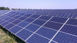 Проект солнечной станции мощностью 25 мватт