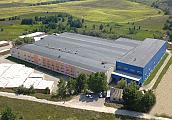 Modern clay blocks manufacturing brick factory