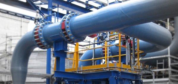 Завод по производству насосов